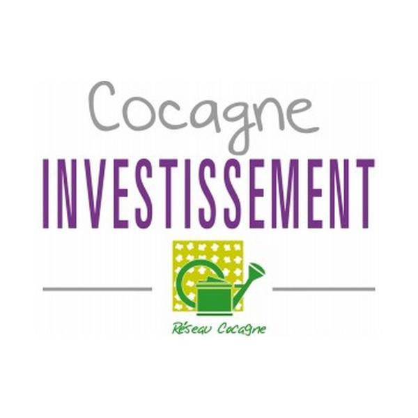 FINACOOP - Logo Cocagne Investissement