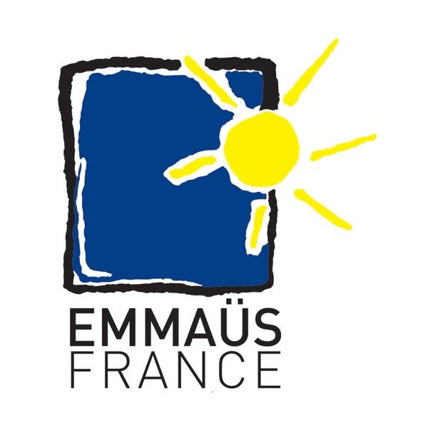 FINACOOP - Logo EMMAUS FRANCE