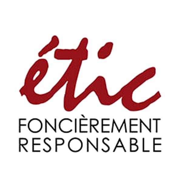 FINACOOP - Logo ETIC Foncière Responsable