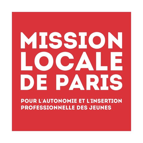 FINACOOP - Logo Mission Locale de Paris MLP