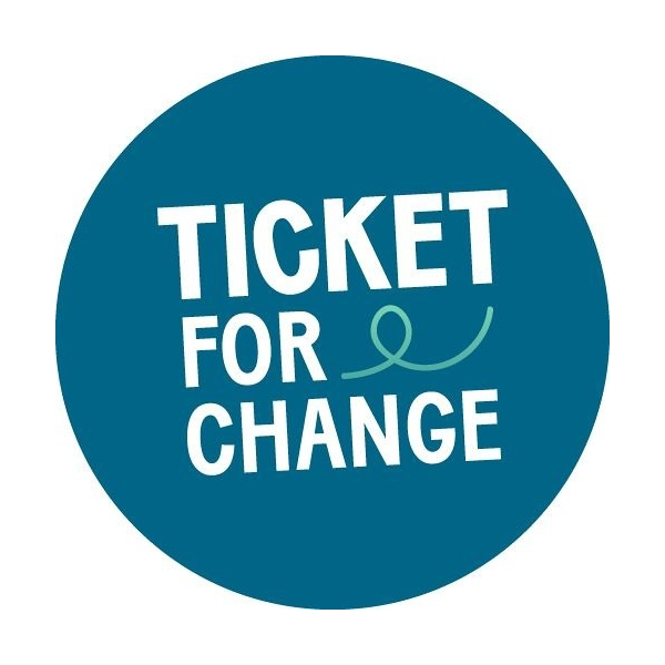 FINACOOP - Logo Ticket for Change