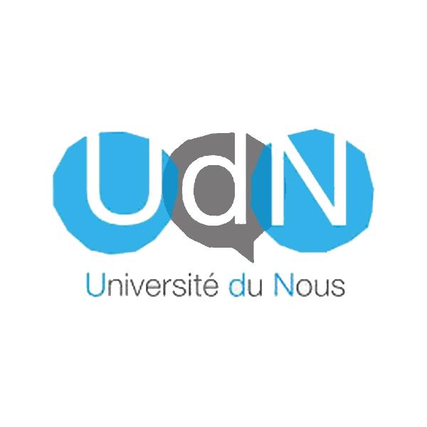 FINACOOP - Logo Université du Nous UDN