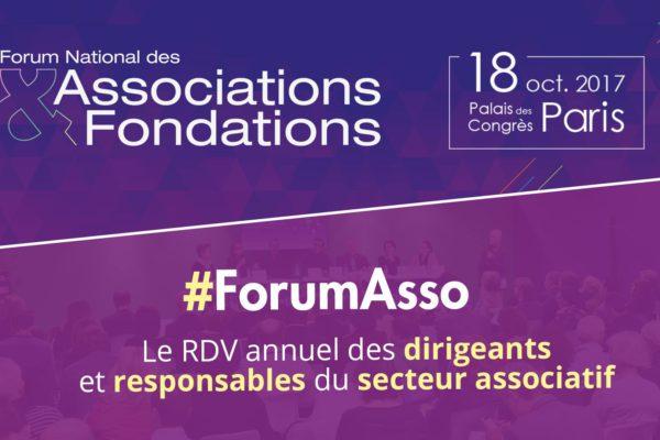 Au Forum des Asso et Fondations, FINACOOP y sera