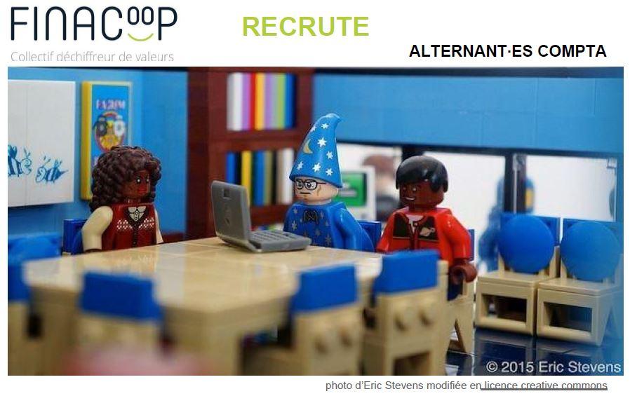 FINACOOP - Annonce Alternant·es - 2019